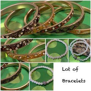 Bracelets, Pearl & Bohemian Sets